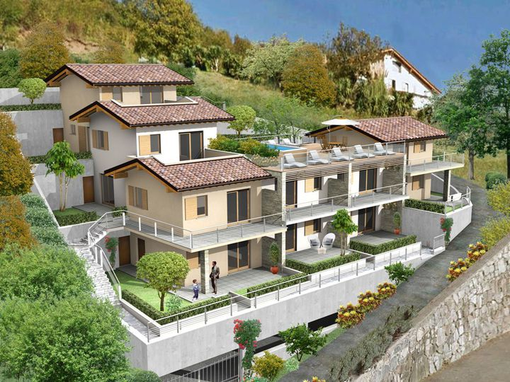 Apartment in city Iseo