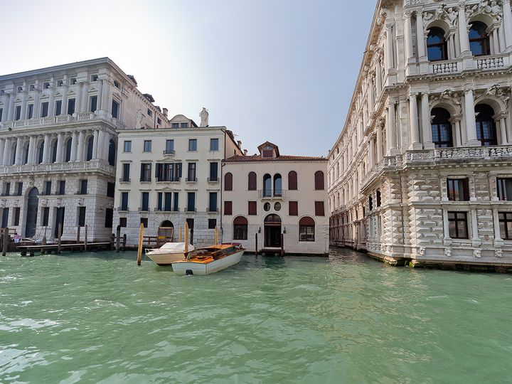 Villa in city Venice