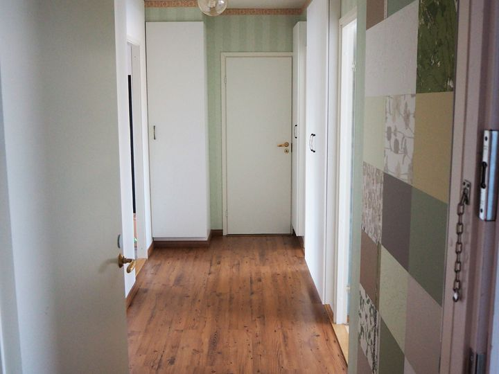 Apartment in city Varkaus