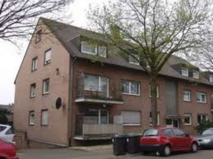 Apartment house in city Zwickau