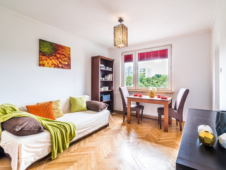 Apartment in city Warsaw