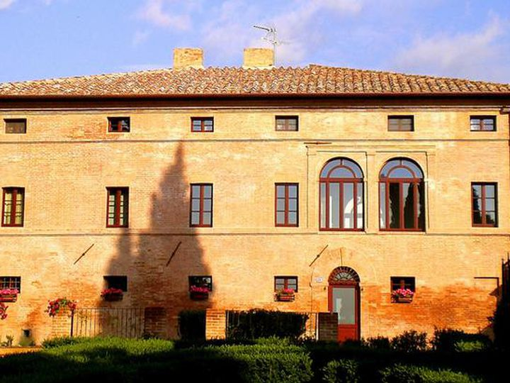 Villa in city Montalcino