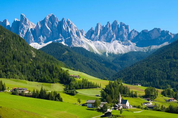 Why the real estate market of South Tyrol is stable unlike the rest of Italy?