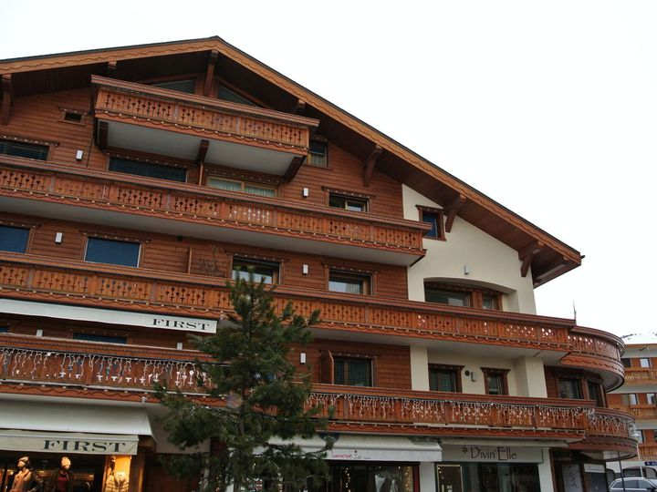 Apartment in city Crans-Montana