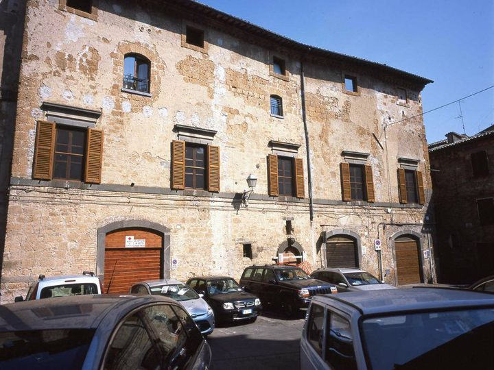 Townhouse in city Orvieto