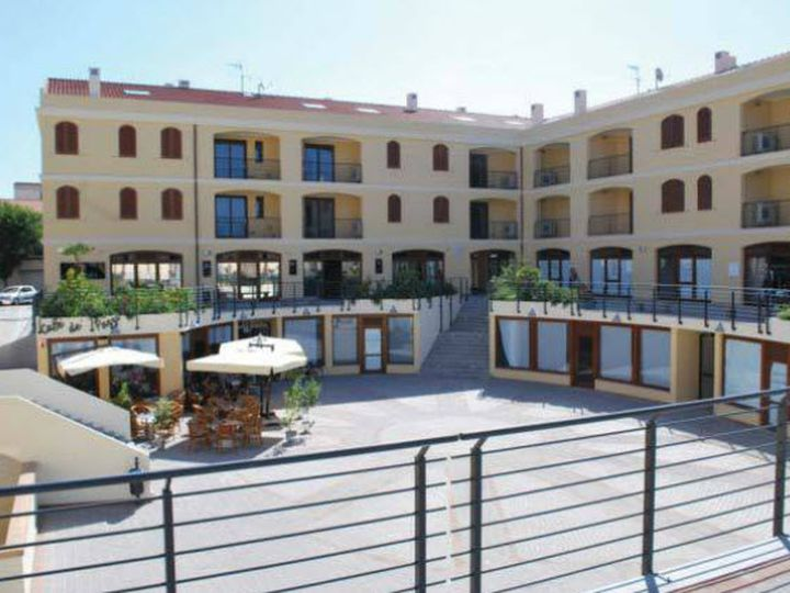 Apartment in city Sassari