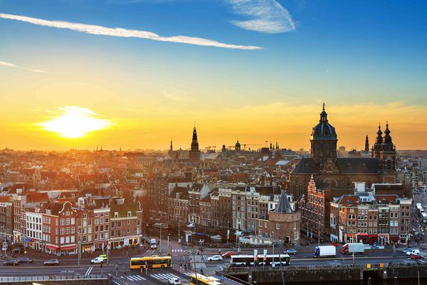 Residential property prices in Amsterdam has risen by 20%