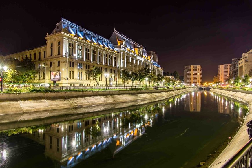 In Romania investments in residential and commercial property are increasing