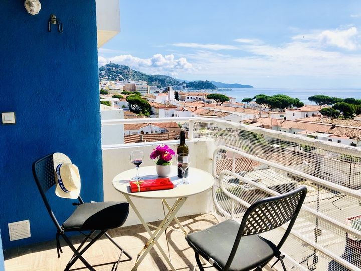 Apartment in city Blanes