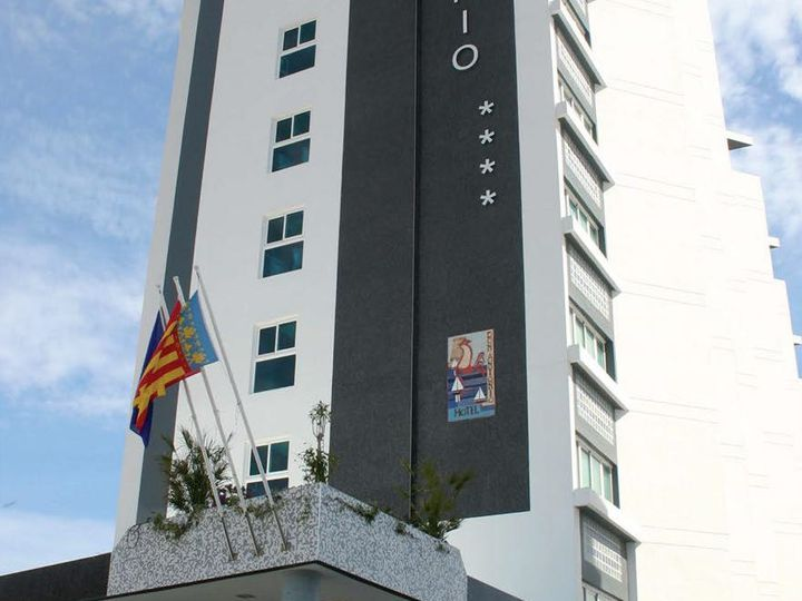 Hotel in city El Campello