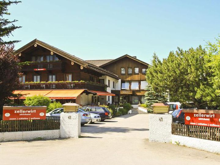 Hotel in city Ruhpolding