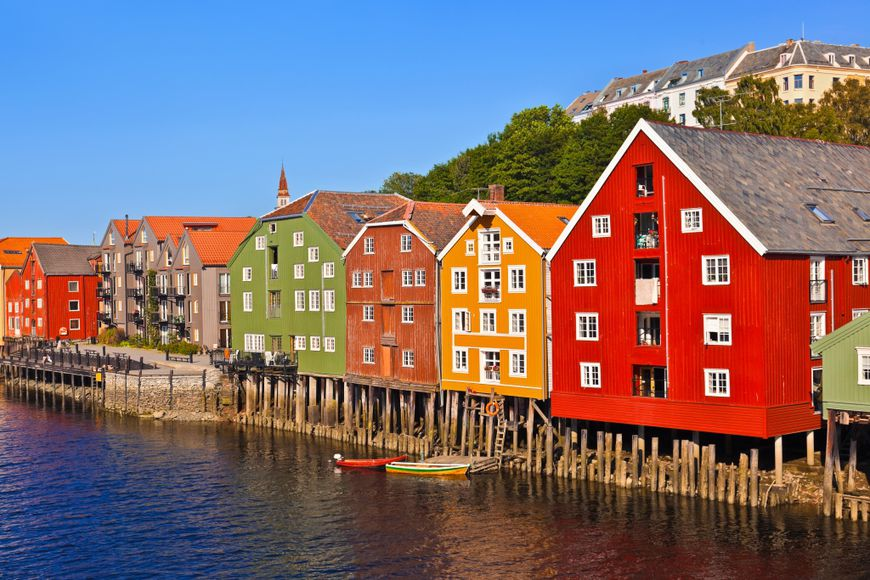 In Norway the housing price increased by 9.1% year on year