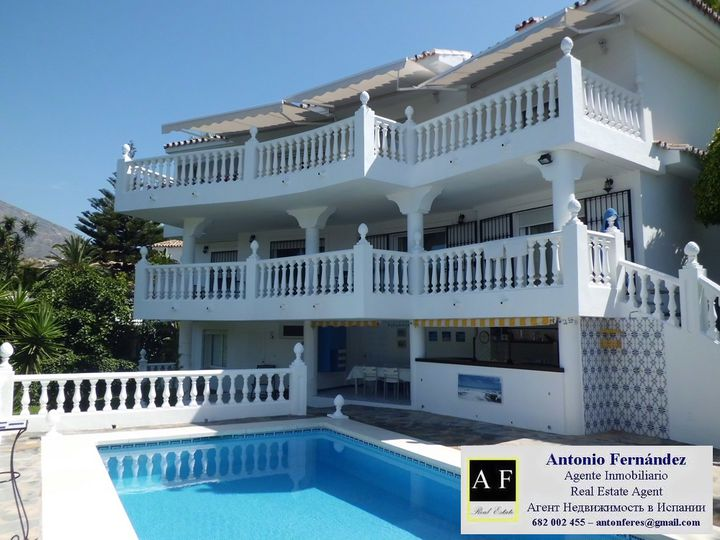 Villa in city Benalmadena