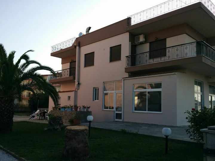 House in city Kavala