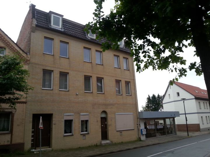 Apartment house in city Schoningen