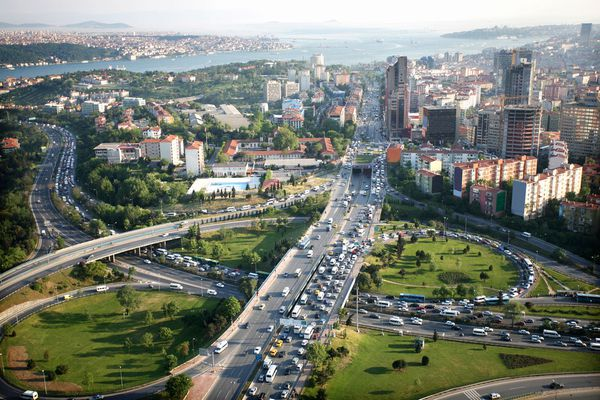 Wonderful Turkish real estate: prices rise, but sales fall