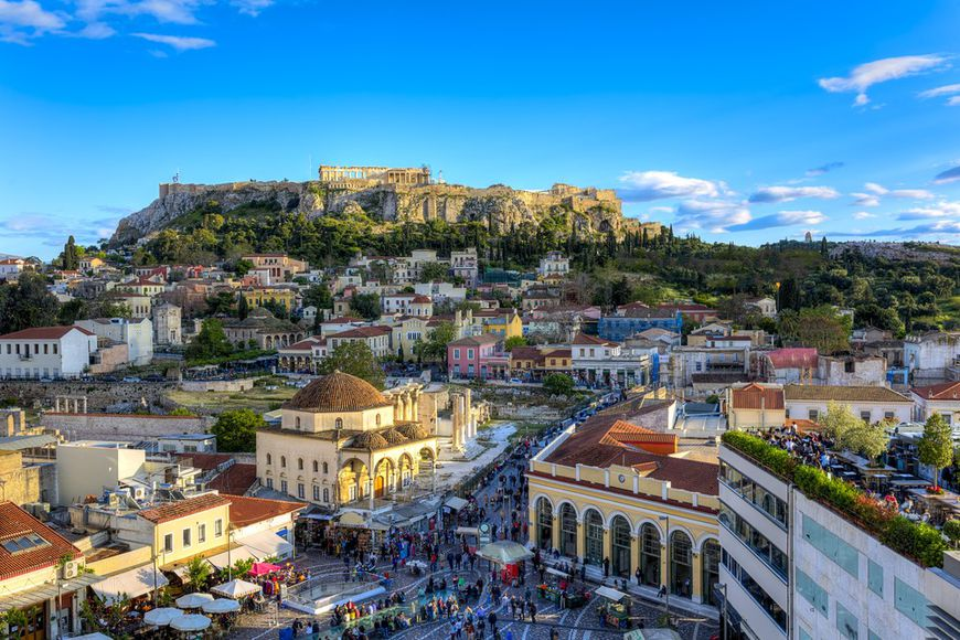 Reasons for property in Athens costs a third more expensive