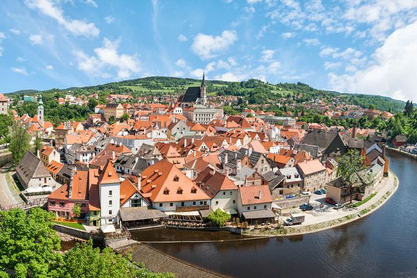 Old faithful Czech Republic: housing goes up, but prices are affordable