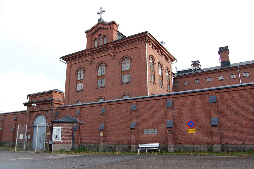 The prison in Finland will be transformed into a residential complex