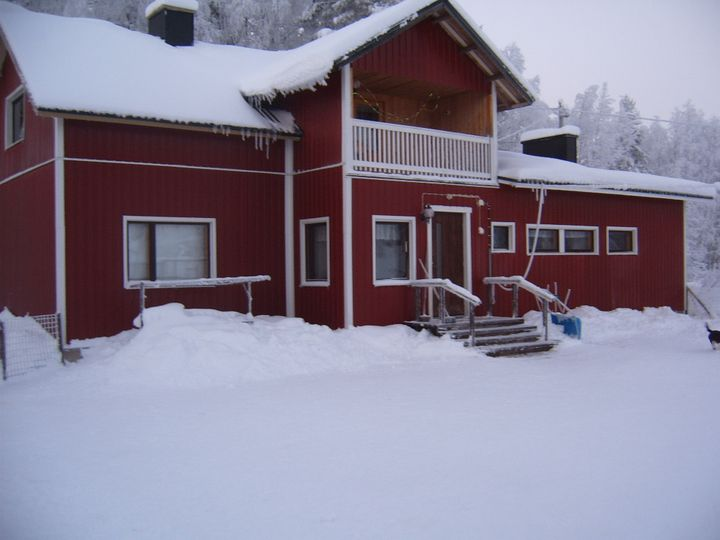 Cottage in city Salla