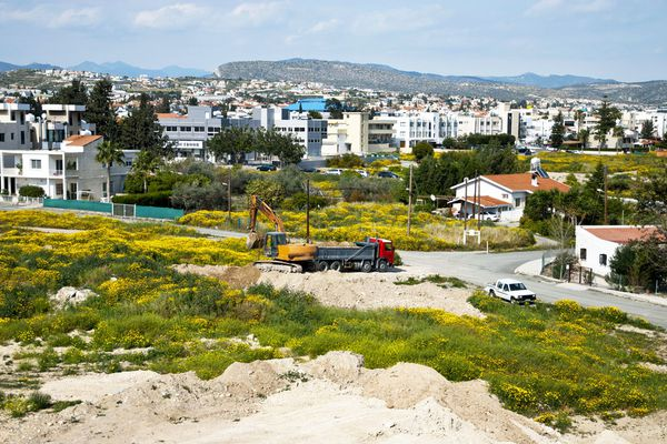 Government of Cyprus cancels property taxes
