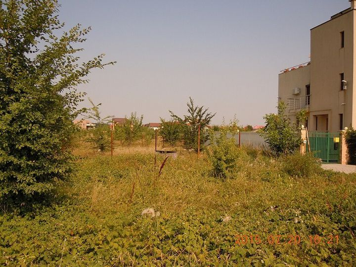 Land in city Bucharest