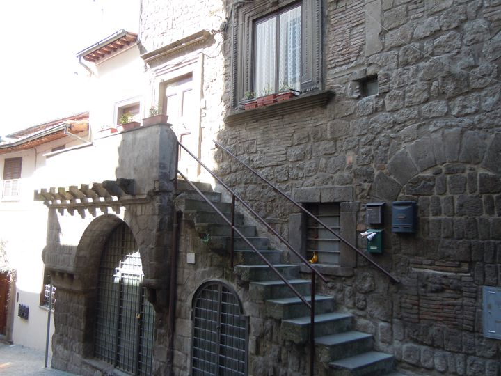 Studio in city Viterbo