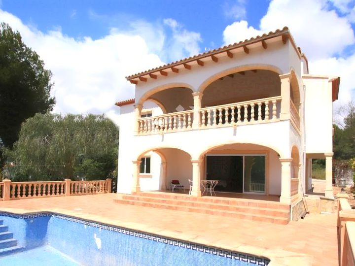 Villa in city Benissa