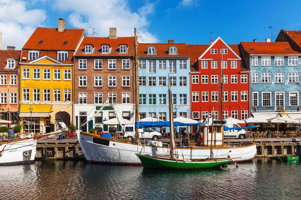 In Denmark mortgage interest is paid by the bank, not by the borrower