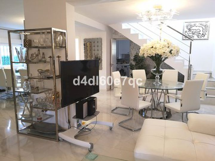 Townhouse in city Malaga