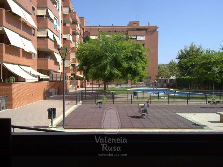 Apartment in city Paterna