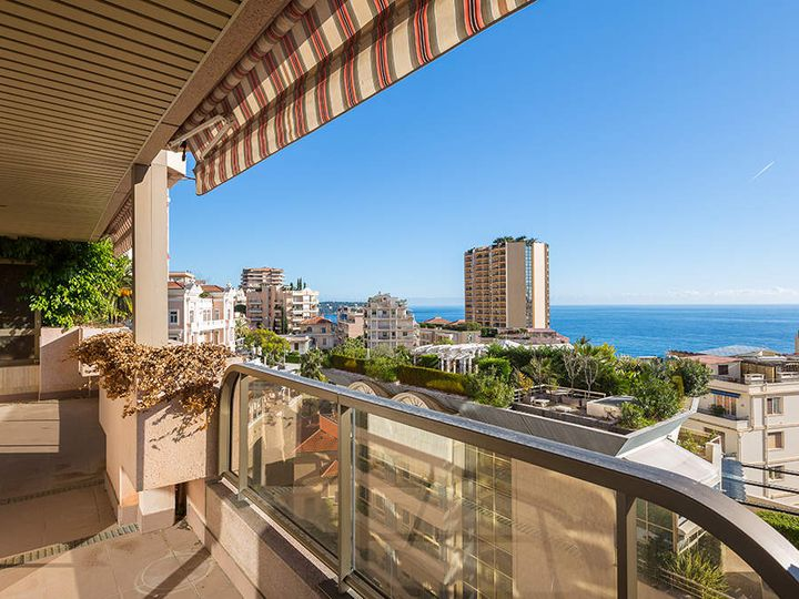 Apartment in city Monaco