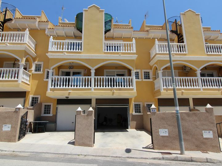 Duplex in city Algorfa
