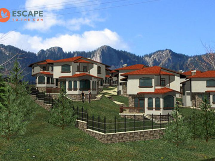 Detached house in city Smolyan