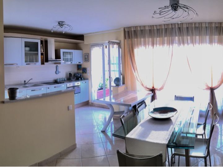 Apartment in city Menton