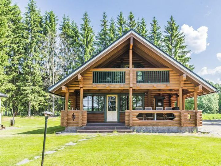 Detached house in city Hameenlinna