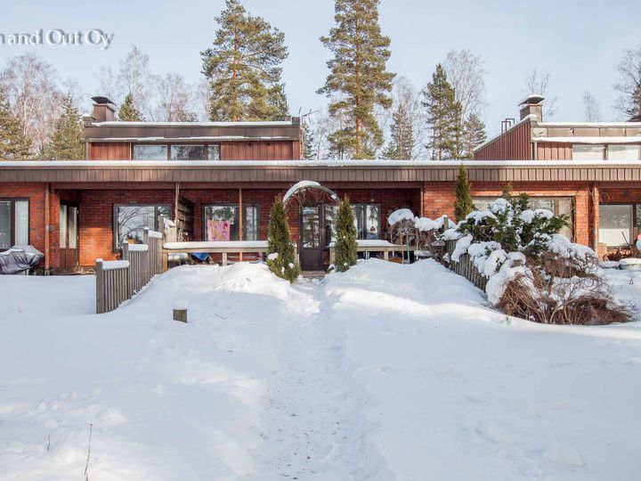 Townhouse in city Lappeenranta