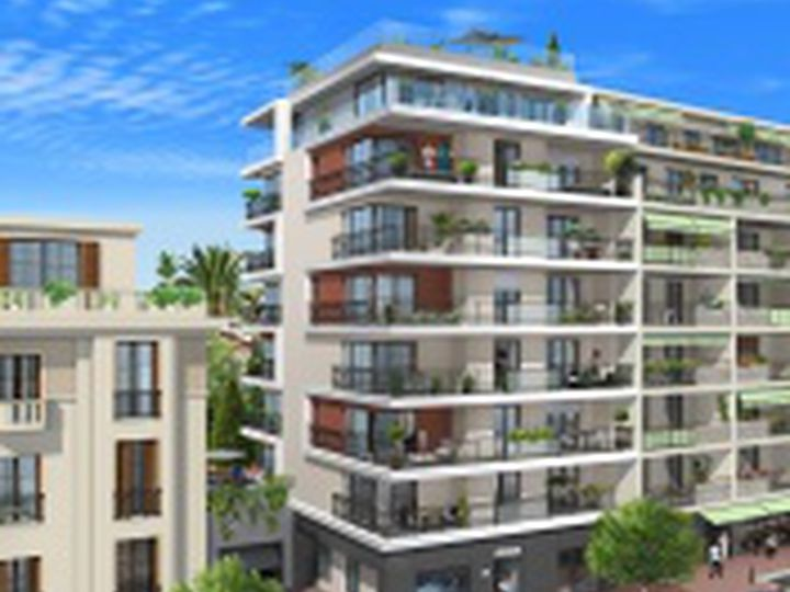Apartment in city Antibes