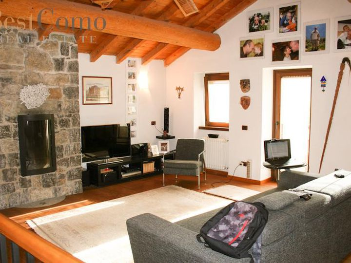 Detached house in city Chiavenna