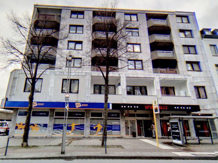 Single apartment oberhausen
