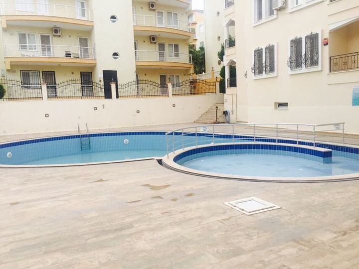 Duplex in district Altinkum in city Didim