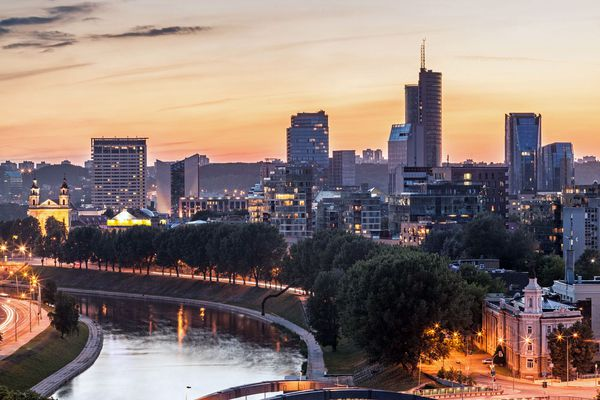 In major Lithuanian cities rent rates fell by 10%