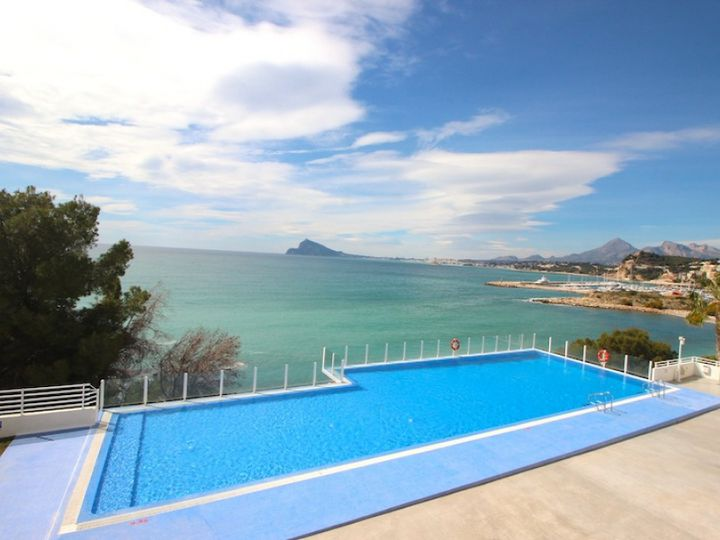 Penthouse in city Altea