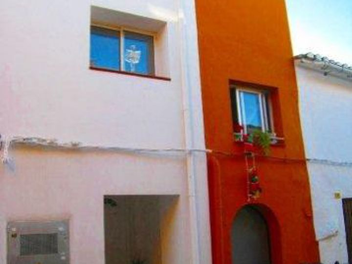 Townhouse in city Teulada