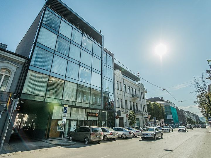 Office in city Kaunas