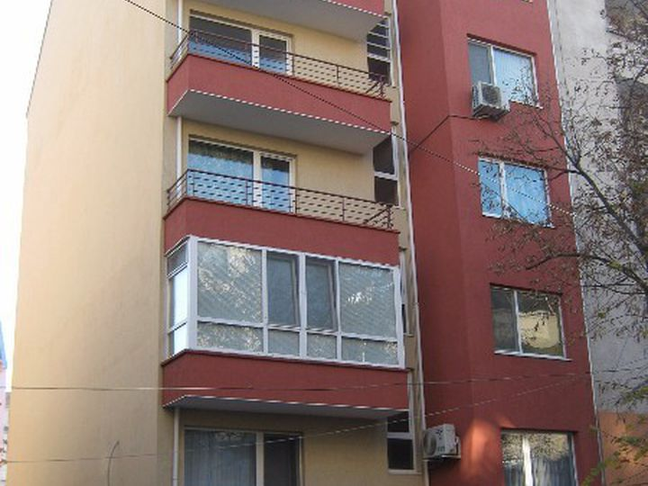 Duplex in city Burgas