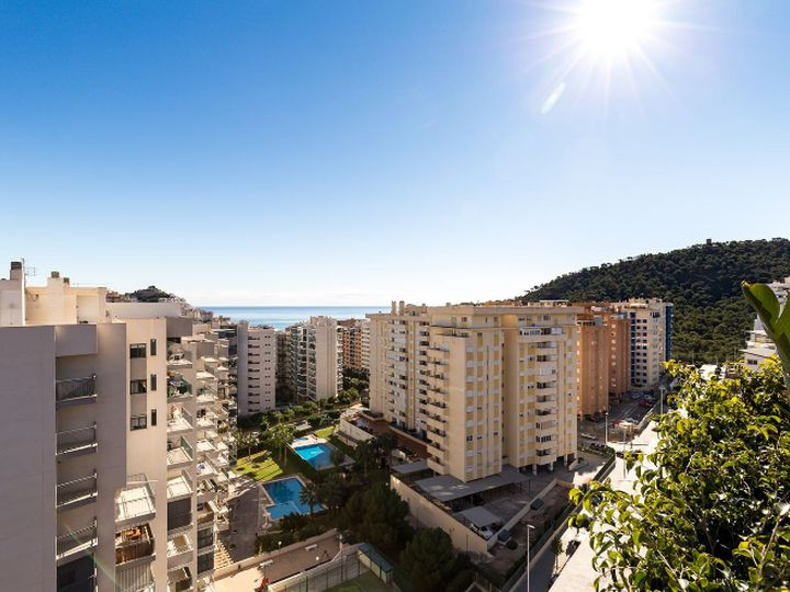 Penthouse in district La Cala in city Benidorm