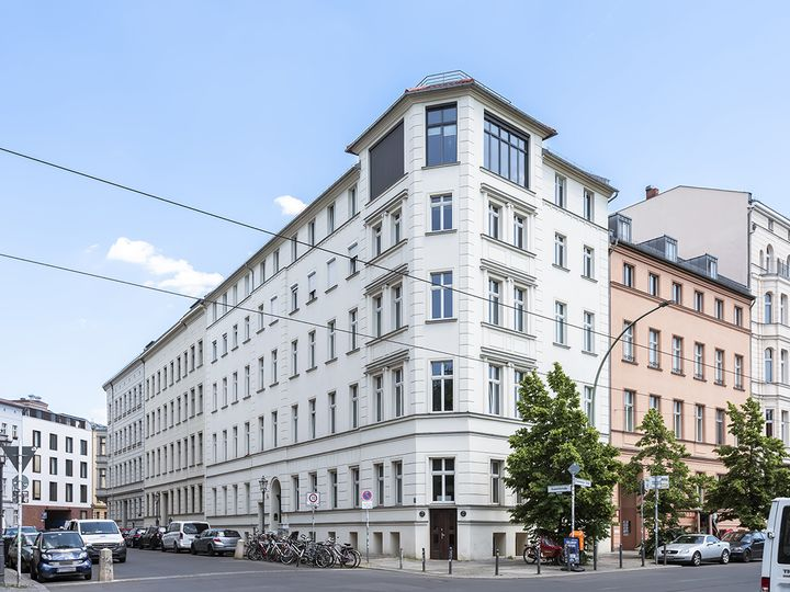 Apartment in district Mitte in city Berlin