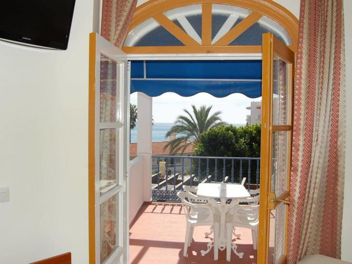 Hotel in city Nerja
