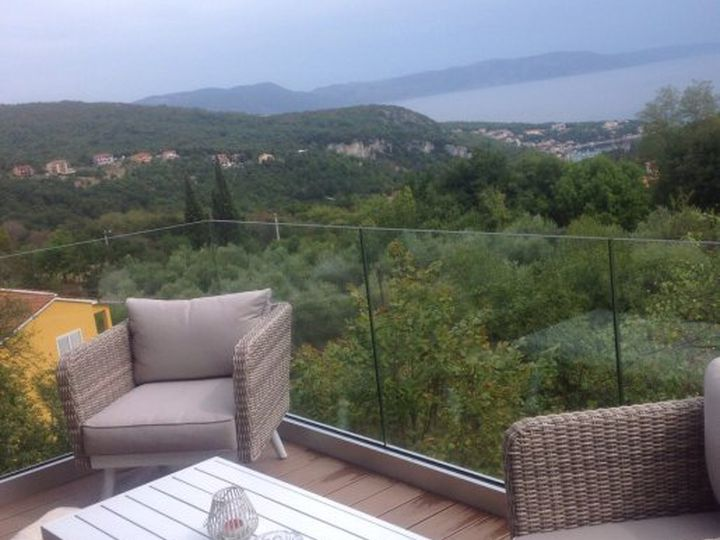 Apartment in city Labin